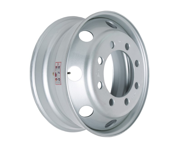 Picture of 9.00x22.5 STEEL RIM 26MM 10 HOLES NON TAPERED T