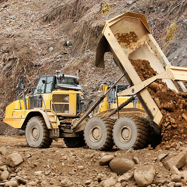Picture for category EARTHMOVER TYRES